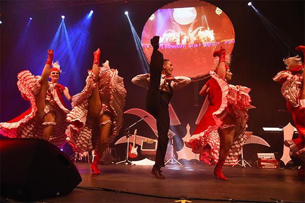 Glamart Prod - Revue Imagin'air